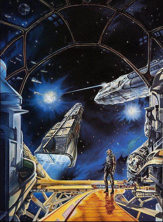 Sci-Fi: Нулевая гипотеза
