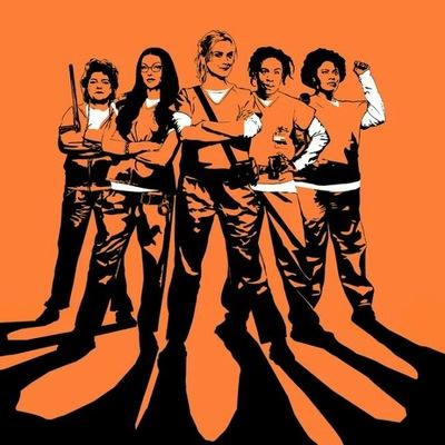 Оранжевый - новый черный
