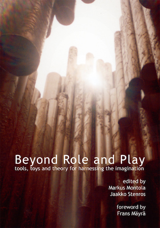 cover art: Beyond Role and Play - Solmukohta 2004