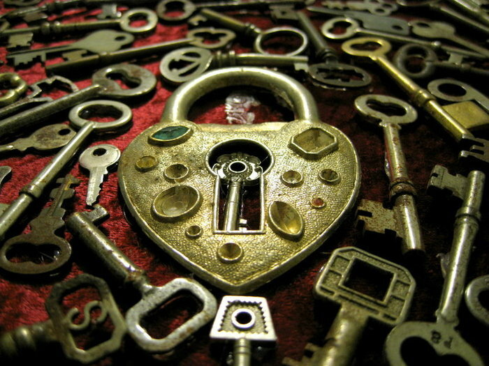 Замки, ключи и отмычки 2.0