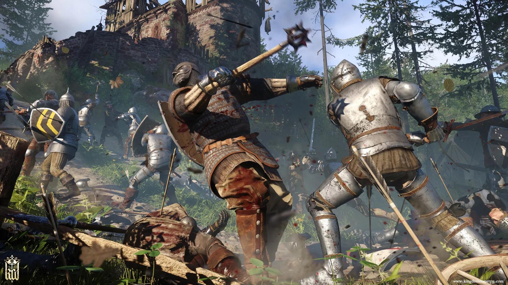 Сиквел Kingdom Come: Deliverance все таки покажут на E3