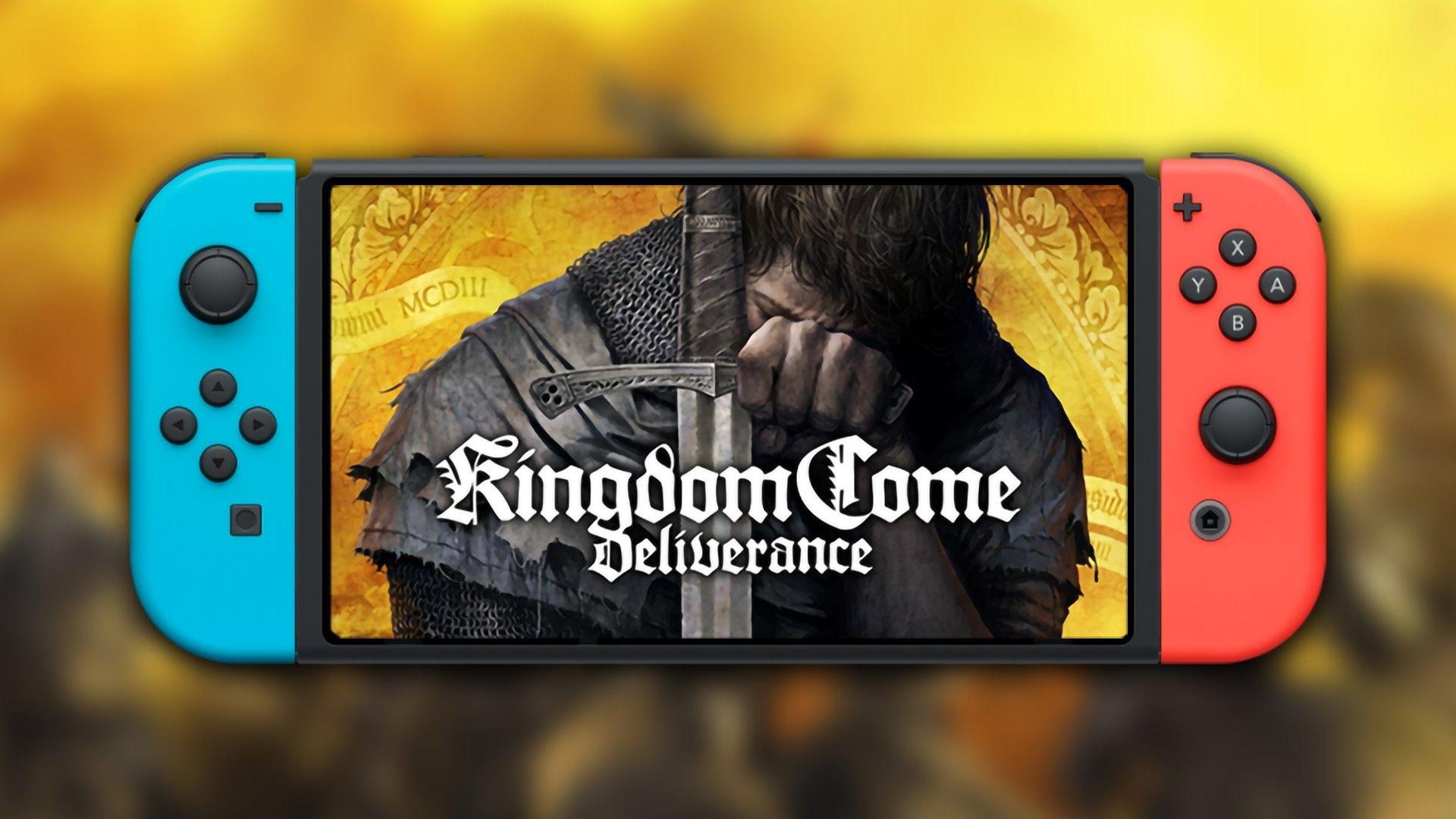 Kingdom Come: Deliverance появится на Nintendo Switch